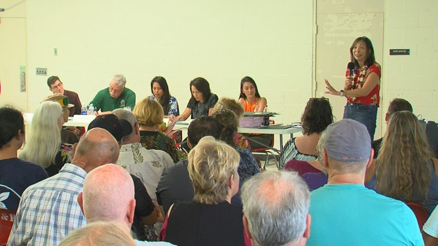 VIDEO: Eruption Recovery Panel Discussion Held In Pahoa