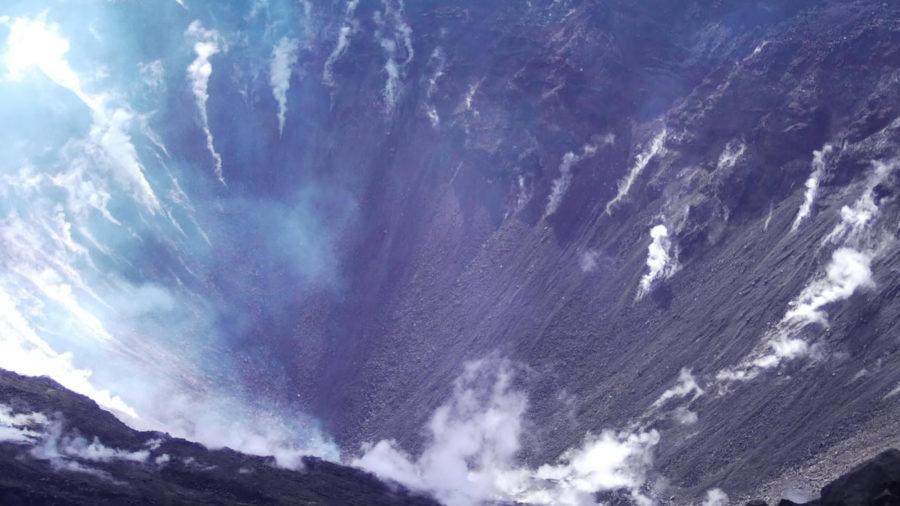 New Webcam Peers Deep Into Volcano Summit Crater