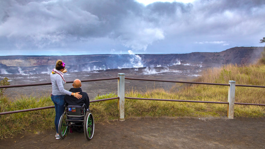 Hawaii Volcanoes Steam Vents Parking To Close For Fire Ant Treatment