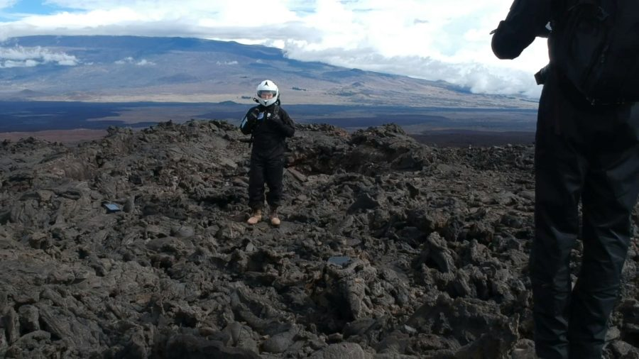 VIDEO: Crew Exits HI-SEAS Habitat On Mauna Loa After Two Week Mission