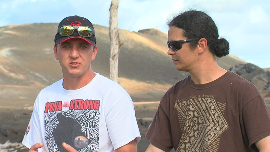 VIDEO: Hawaii Trackers Reflect On Kilauea Eruption, Social Media