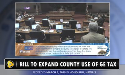 VIDEO: House Passes Bill To Expand County Use Of GE Tax