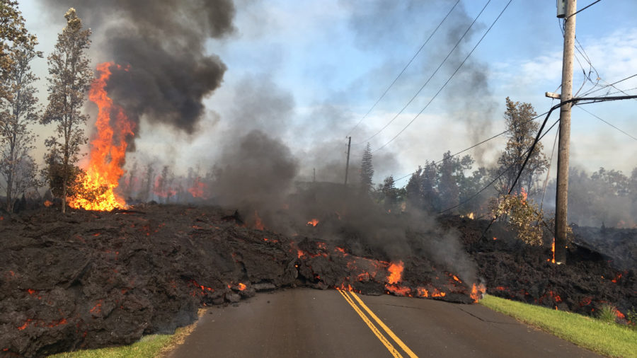 """Lava Tube"" Dishonor Goes To Hawaii County Civil Defense"