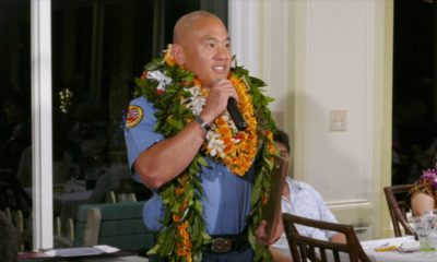 VIDEO: Hawaii County Firefighter of the Year, Chas Taketa