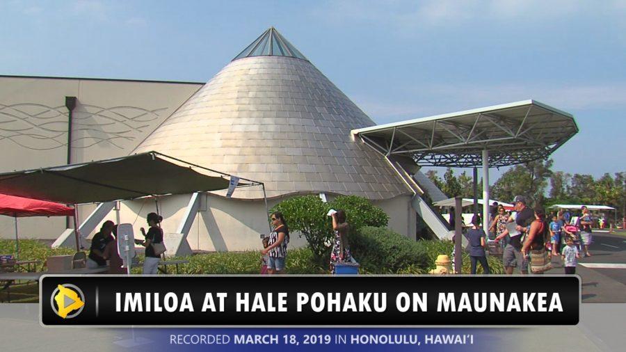 VIDEO: Senator Kahele Pushes For Imiloa On Mauna Kea