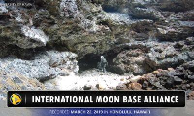 VIDEO: Senate Considers Moonbase Alliance, Big Island Industry Study
