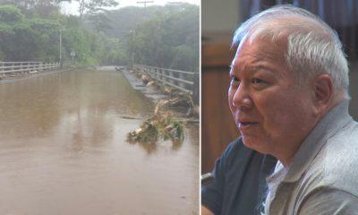 VIDEO: Piihonua Levee, Broken By Hurricane Lane, To Get Repairs