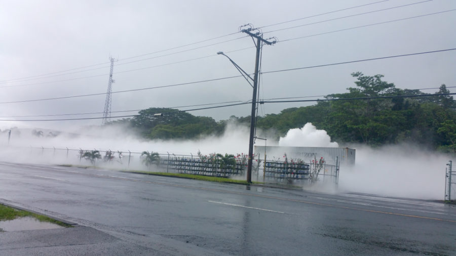 Keaau Gas Cloud Scare Explained By Fire Department