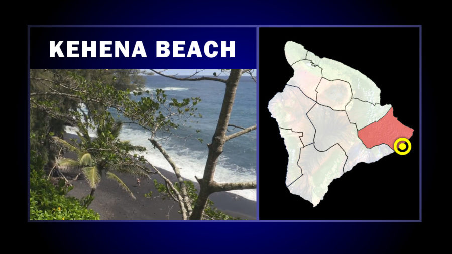 Man Drowns Off Kehena Beach