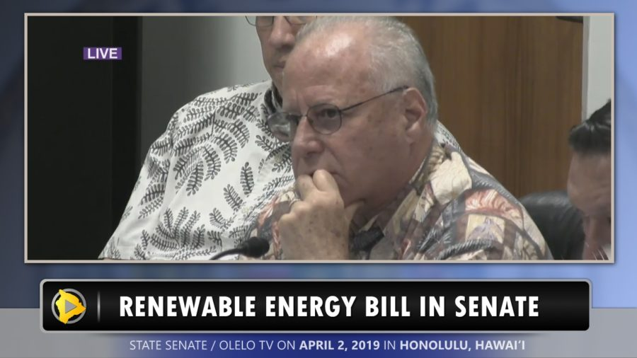 VIDEO: Biomass Included In Renewable Energy Bill Changes