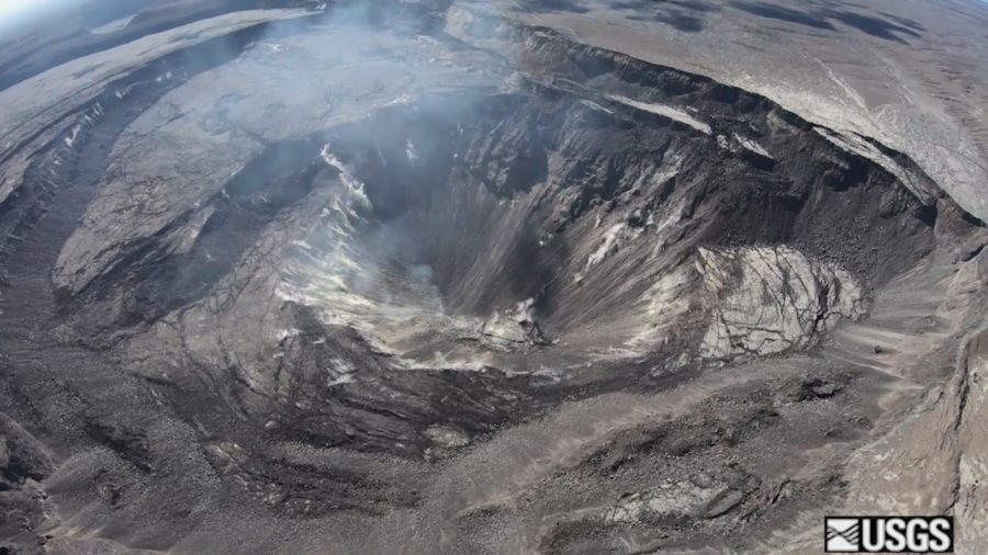 VIDEO: Kilauea Volcano Monitoring Update