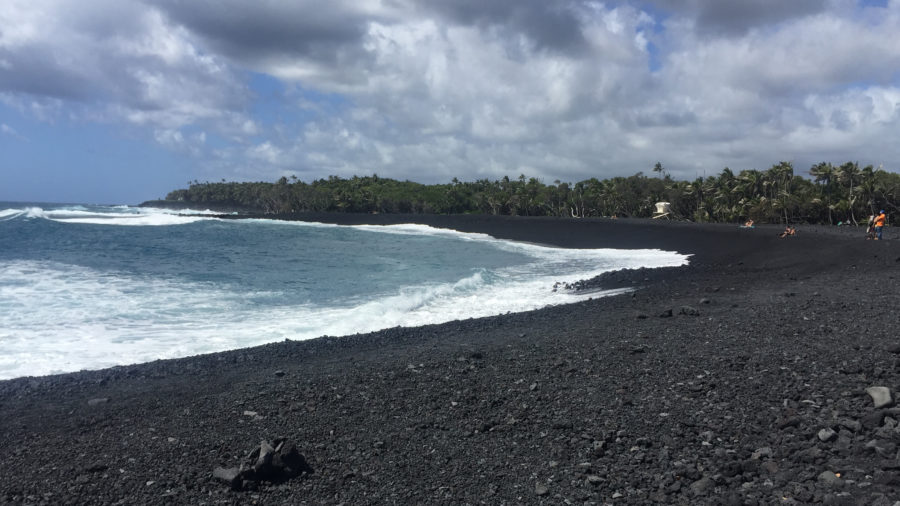Hawaii Launches Ocean Safety Website, Ten Big Island Beaches Recommended