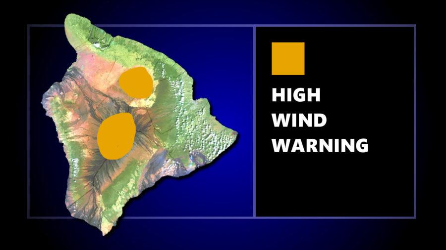113 mph Wind Gusts Measured At Mauna Kea Summit
