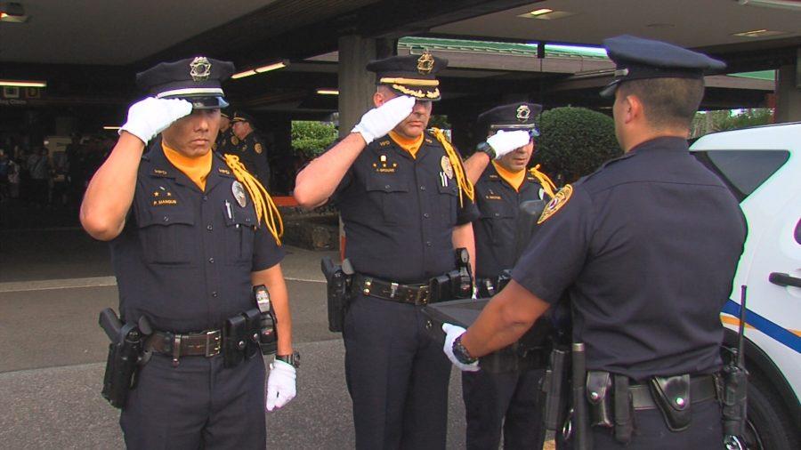 VIDEO: Police Week On Hawaii Island