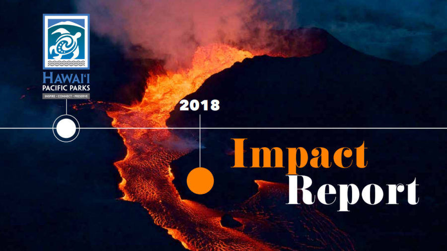 Hawaii Pacific Parks Reviews Year Of Change After Eruption