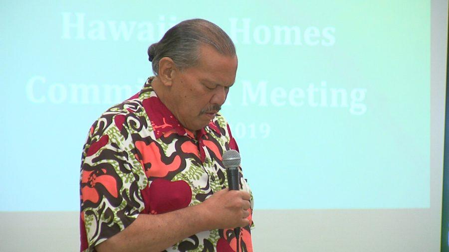 VIDEO: Wally Ishibashi Addresses Hawaiian Homes Commission