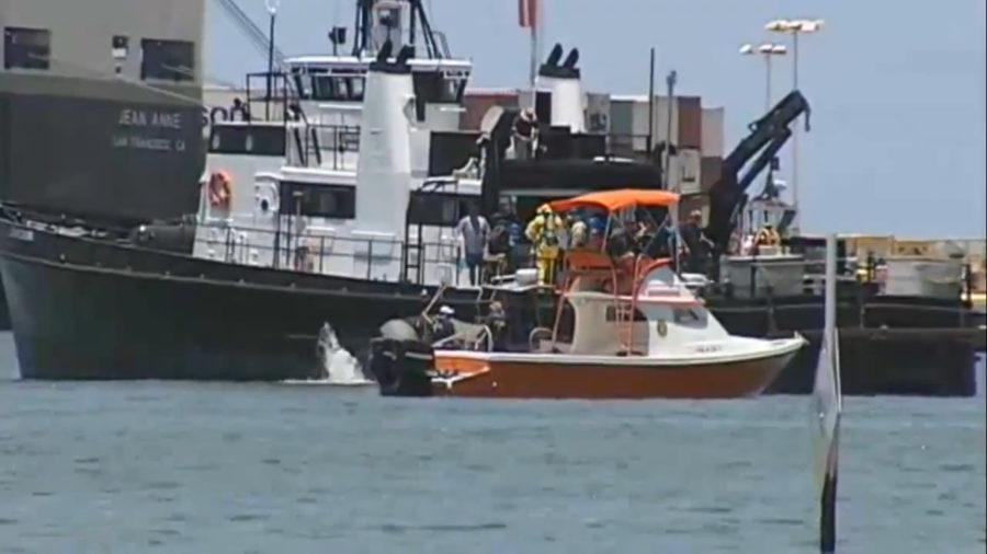 VIDEO: WMD Drill inside Hilo Bay
