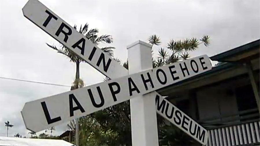 VIDEO: Laupahoehoe Train Museum receives grant