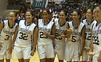 VIDEO: Kamehameha girls take BIIF DII basketball title