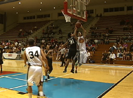 VIDEO: West BIIF All-Stars defeat East