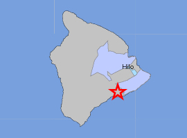 3.5 earthquake rattles Hawaii island
