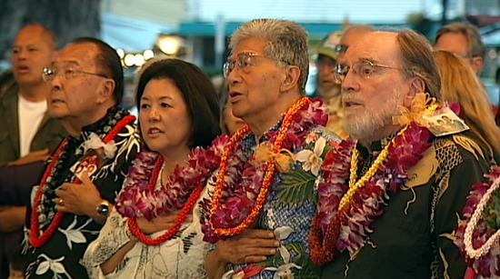 Election time in Hawaii