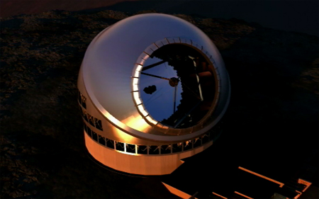 Thirty Meter Telescope hearing tonight, tomorrow on Big Island