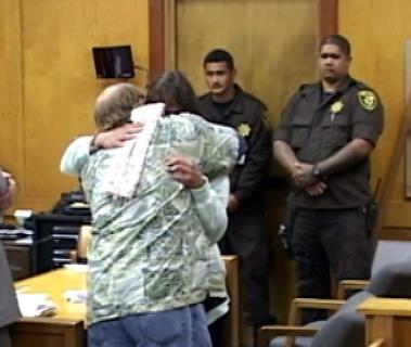 VIDEO: 10 year sentence for Aliyah Braden dui death in Kona