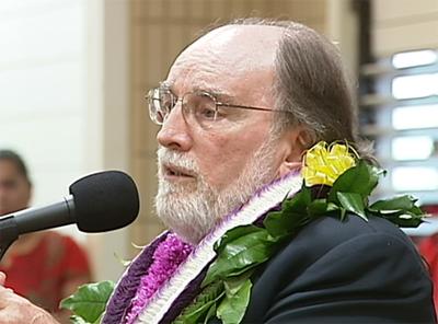 VIDEO: Hawaii Governor inauguration celebrated in Waimea