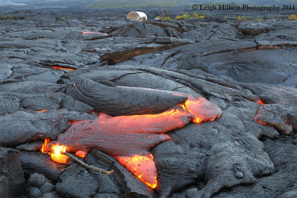 VIDEO: Kalapana lava flow update on Hawaii Island