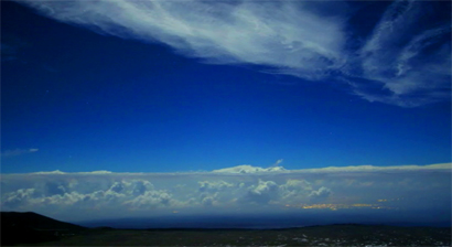 VIDEO: New Mauna Kea webcam sees weather in new light