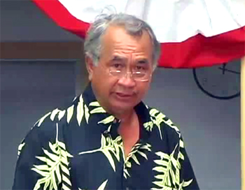 Gov picks Gil Kahele for District 2 State Senate seat