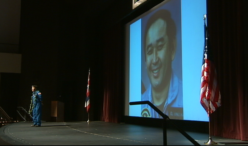 VIDEO: Ellison Onizuka Day inspires Hawaii youth in Hilo