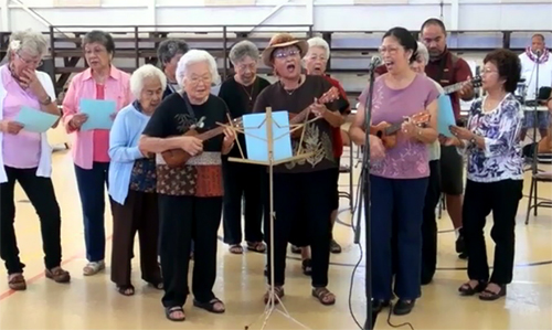 Paauilo Community Center re-opens with blessing