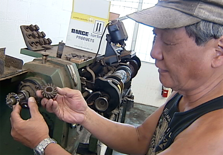 Aloha, five decades of Modern Shoe Repair in Hilo