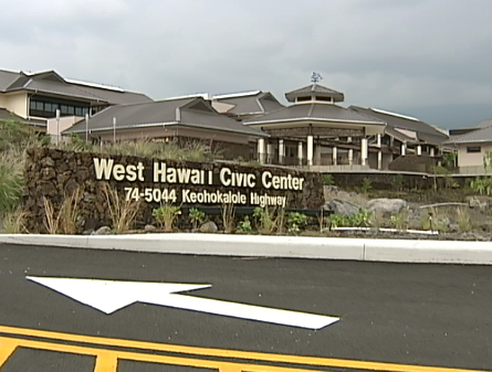 West Hawaii Civic Center ready for county move in