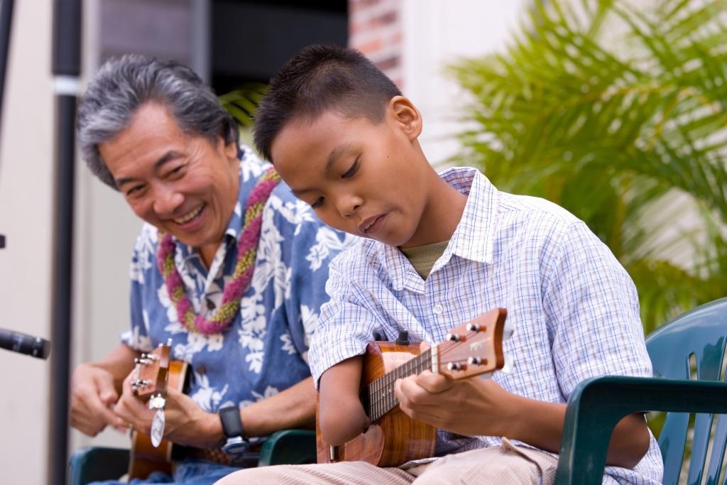 11th Annual Great Waikoloa Ukulele Festival, March 5