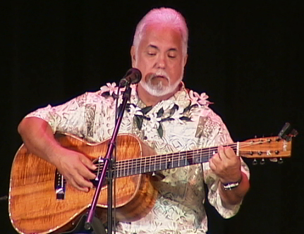 "John Keawe to play Volcano ""After Dark in the Park"""