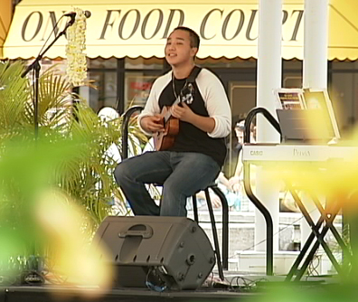 VIDEO: Great Waikoloa Ukulele Fest – Kris Fuchigami