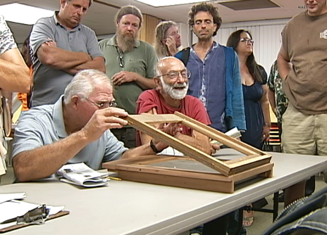 VIDEO: Beekeepers attend Small Hive Beetle trap expo in Hilo
