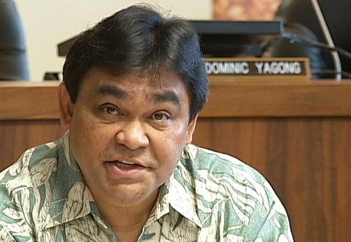 "VIDEO: Hawaii Council chair ""deeply concerned"" with Kenoi budget"