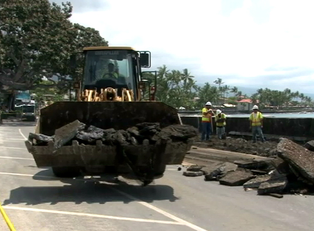 VIDEO: $14 million in Kona tsunami damages, says Hawaii County