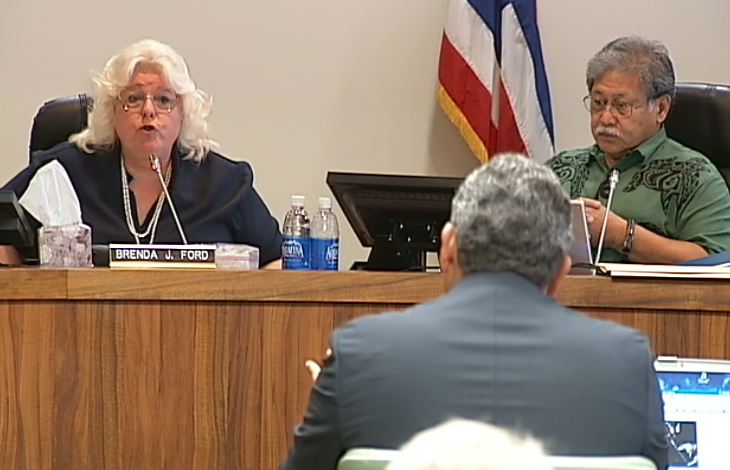 VIDEO: Hawaii Mayor faces County Council on proposed budget