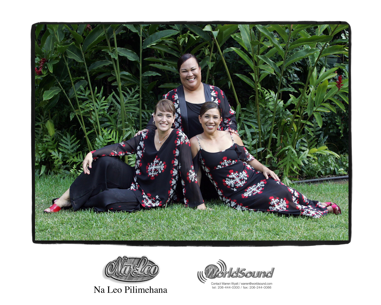 Nā Leo Pilimehana coming to Waikoloa Bowl, April 1st