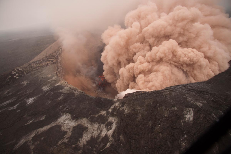 Latest update on new Hawaii volcano eruption