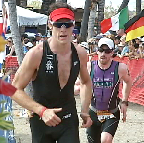VIDEO: Jenson Button takes on the Lavaman triathlon