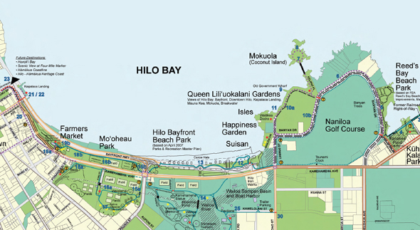 Hilo Bayfront Trails gets OK from Planning Commission
