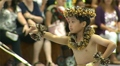 VIDEO: 2011 Merrie Monarch hula fest kicks off in Hilo