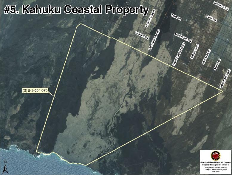 Hawaii County Finance Committee considers Kahuku purchase
