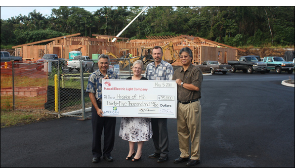 """VIDEO: Hospice of Hilo """"Lights of Remembrance"""""""